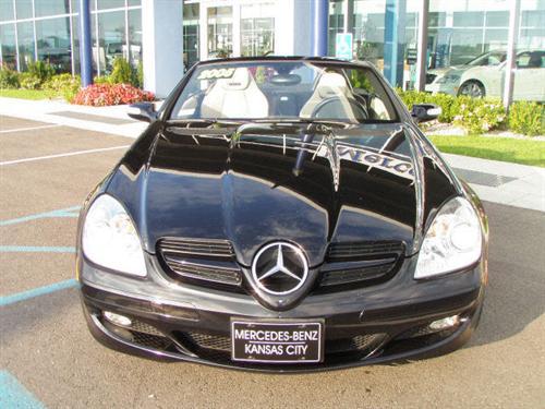 Mercedes-Benz SLK Class 2005