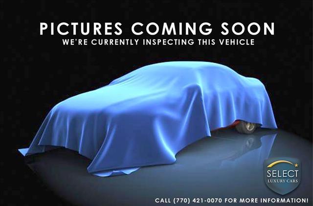 2012 Mercedes-Benz SLS-Class Supercrew FX4 Offrd 4X4