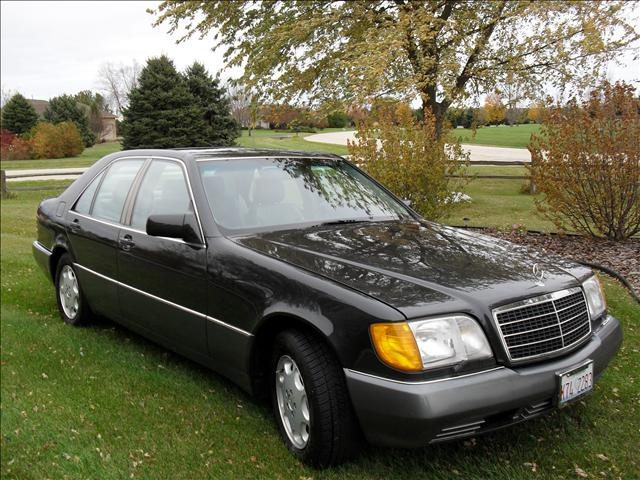 1992 mercedes s500 mpg for Used mercedes benz s