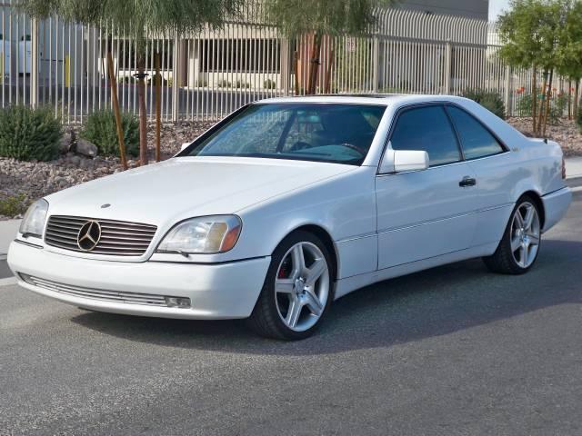 1995 mercedes benz s class s600 2 door coupe details las for 1995 mercedes benz s600 coupe