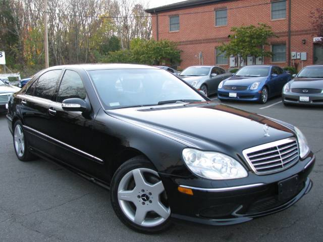 Used mercedes benz s class s500 4matic amg sport package for 2003 s500 mercedes benz