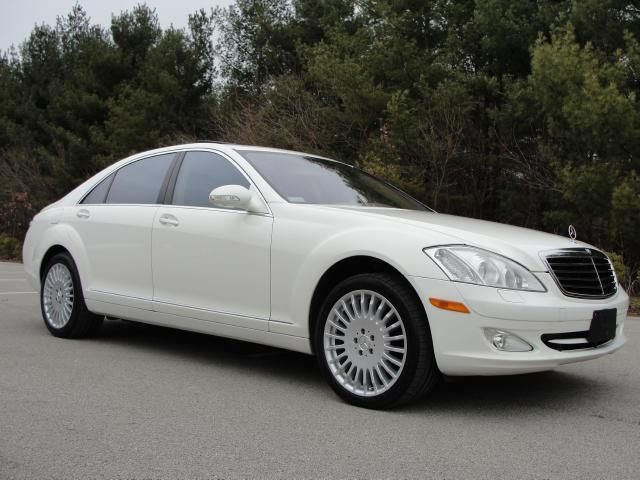 Used mercedes benz s class s550 2007 details buy used for Buy used mercedes benz