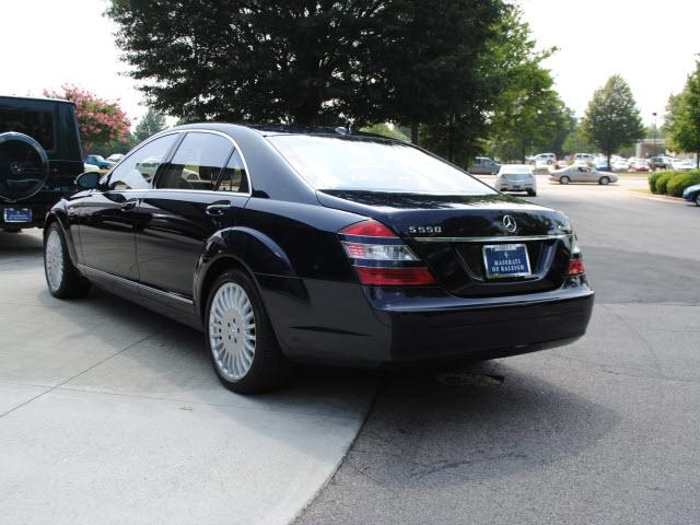 2007 mercedes benz s class s550 4matic details raleigh for 2007 mercedes benz s class s550 for sale