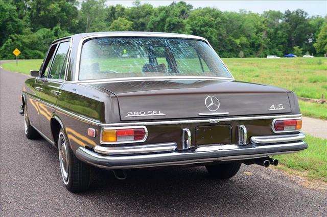 1972 Mercedes Benz 280SEL