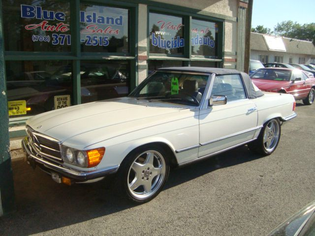 1985 Mercedes Benz 500 SL