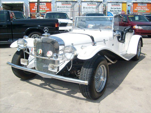 1929 Mercedes Benz Replica