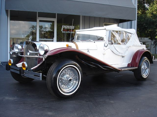 1929 Mercedes Benz SSK Gazelle