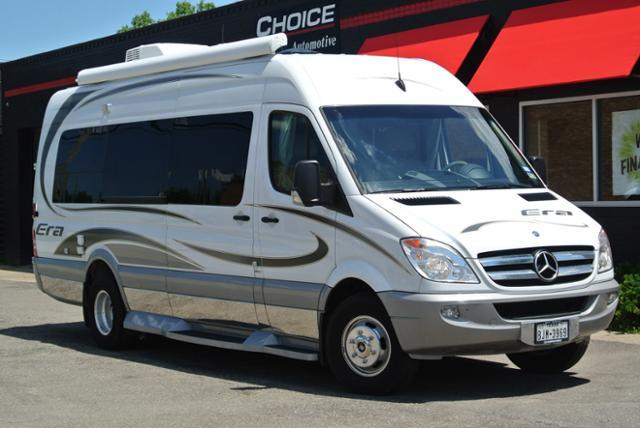 2012 Mercedes Benz Sprinter Release Series 8.