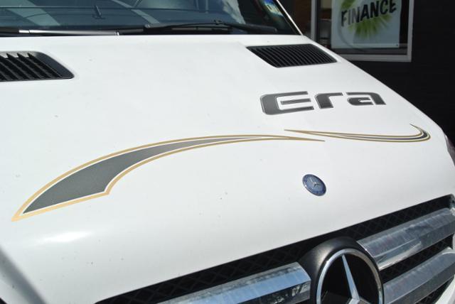 2012 Mercedes Benz Sprinter Release Series 8.