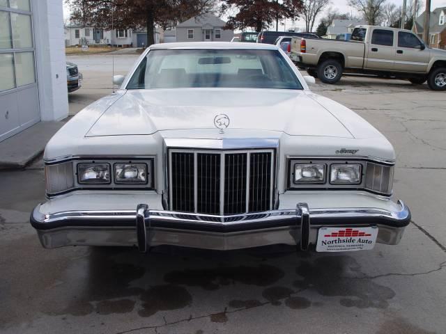 Mercury Cougar 1979