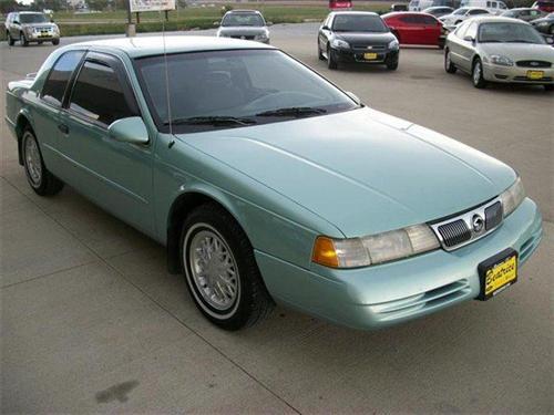 Mercury Cougar 1994
