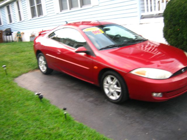 2002 Mercury Cougar AT Leather 2WD W/res EX