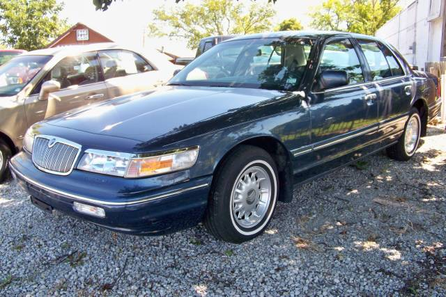 used mercury grand marquis ls bayshore edition 1996. Black Bedroom Furniture Sets. Home Design Ideas