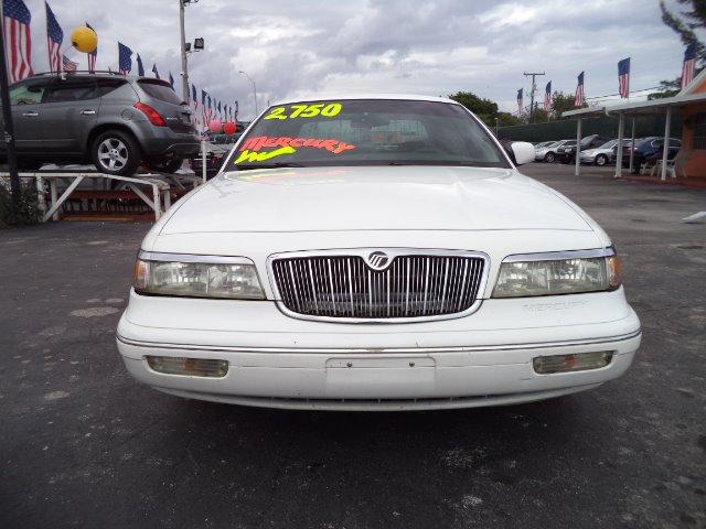 1996 Mercury Grand Marquis XLS