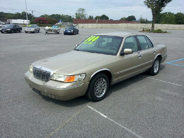 1999 Mercury Grand Marquis XLS