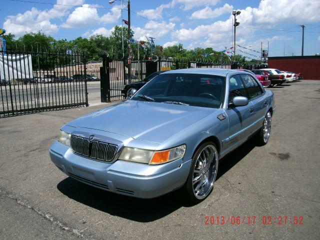 1999 Mercury Grand Marquis XLS