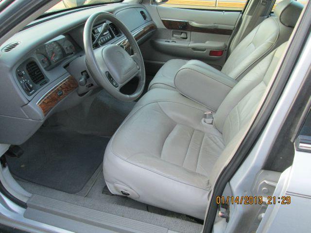 1999 Mercury Grand Marquis Touring W/nav.sys