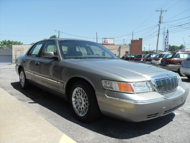 2001 Mercury Grand Marquis XLS