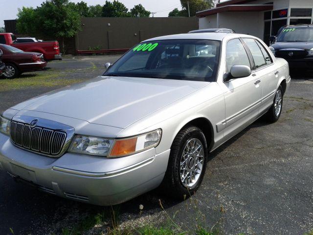 2002 Mercury Grand Marquis XLS