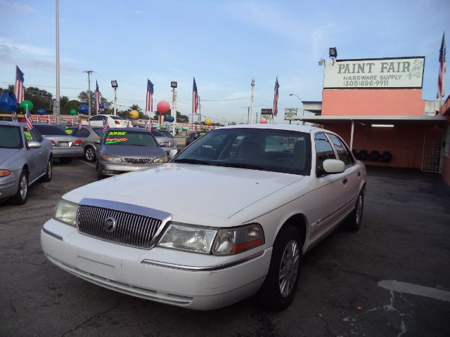 2004 Mercury Grand Marquis XLS