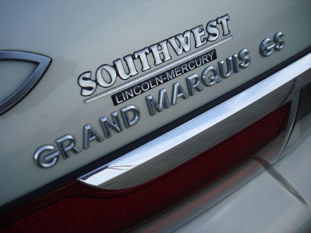 2005 Mercury Grand Marquis Crew Cab 167 WB 4WD DRW