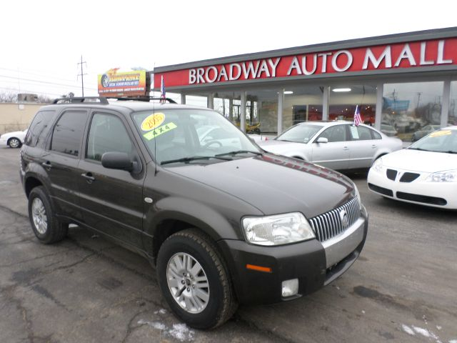 2005 Mercury Mariner Sport W/navigation