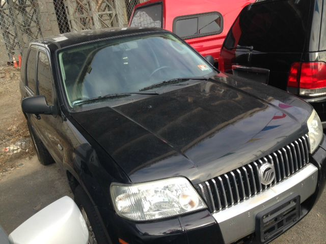 2006 Mercury Mariner Sport W/navigation