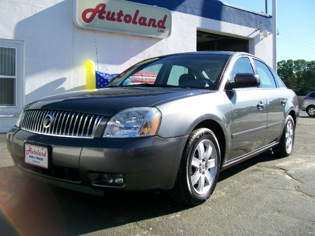 2005 Mercury Montego Coupe