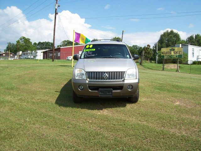 2004 Mercury Mountaineer HB Gas/electric Hybrid