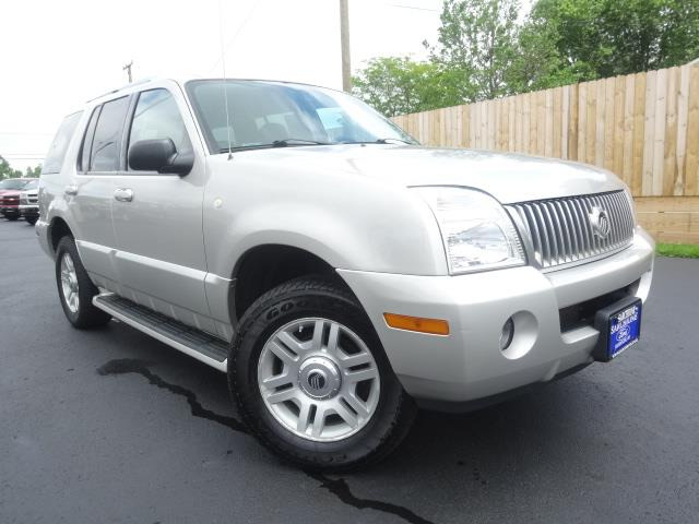 2004 Mercury Mountaineer 4dr 2.9L Twin Turbo AWD SUV