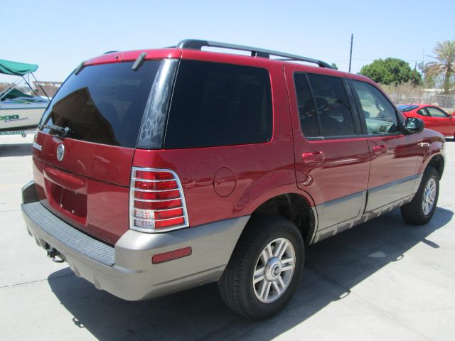 2004 Mercury Mountaineer 4wd