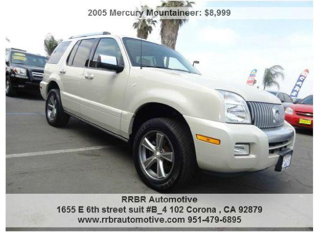 2005 Mercury Mountaineer 2500 HD 4X4