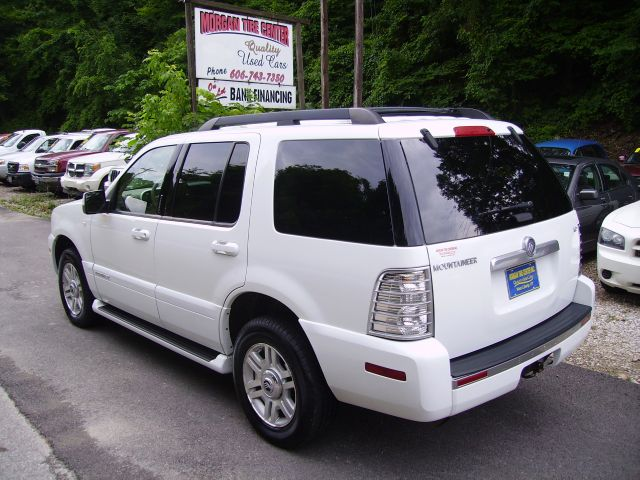 2007 Mercury Mountaineer GTP Coupe
