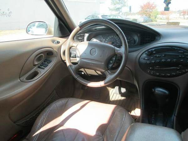 1998 Mercury Sable Touring W/nav.sys