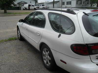 2001 Mercury Sable 2dr Cpe Auto W/moonroof