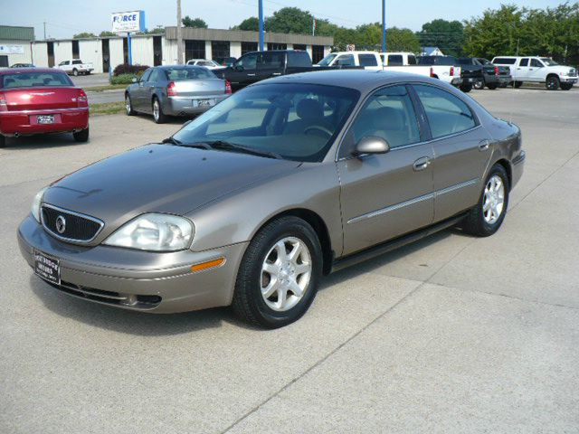2002 Mercury Sable Limited Trail Rated