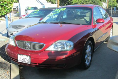 2002 Mercury Sable C1500 Scottsdale