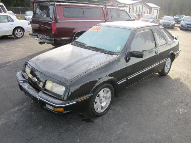 1988 Merkur XR4 Series 4