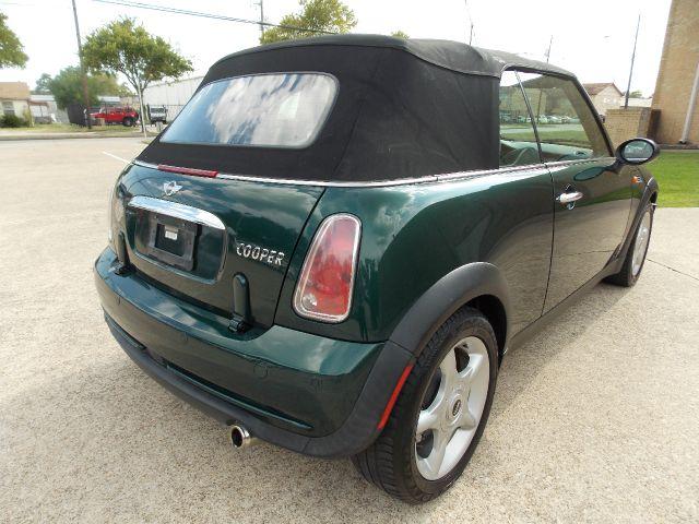 2005 Mini Cooper 1.8T Quattro