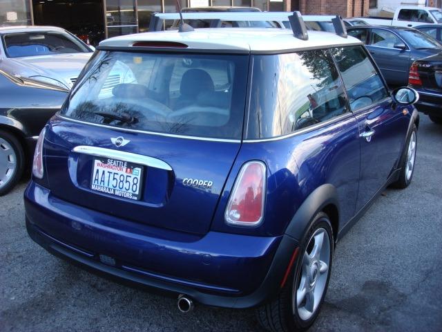 2005 Mini Cooper GT Premium