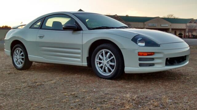 2002 Mitsubishi Eclipse XLS