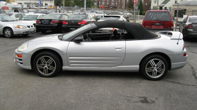 2005 Mitsubishi Eclipse All-wheel Drive LTZ
