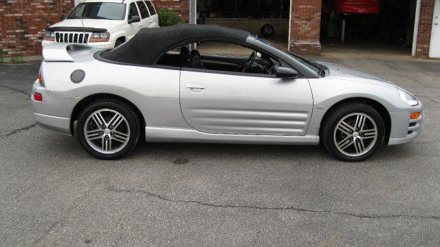 2005 Mitsubishi Eclipse All-wheel Drive LTZ