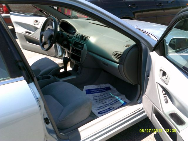 2003 Mitsubishi Galant GT Deluxe Automatic Coupe