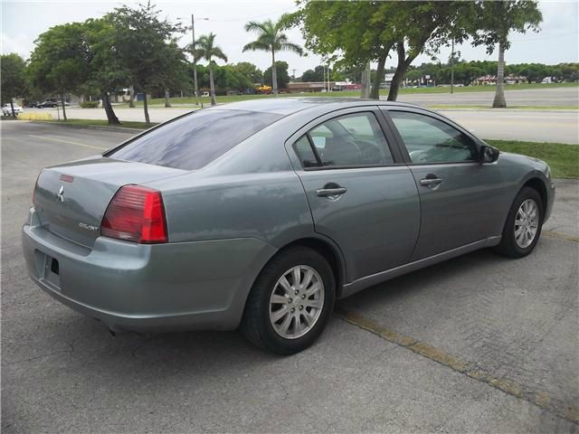 2008 Mitsubishi Galant LW2