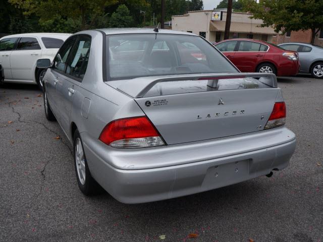 2003 Mitsubishi Lancer X