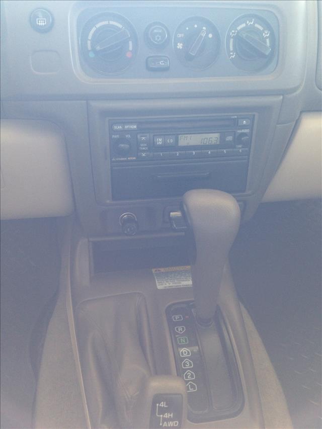 2003 Mitsubishi Montero Sport 3.2