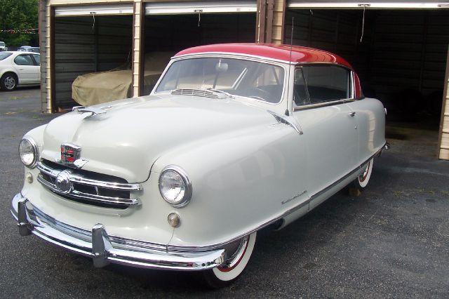 1951 Nash Nash