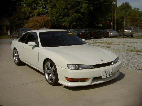 1995 nissan 240sx le details greensboro nc 27409 for 1995 nissan 240sx window motor