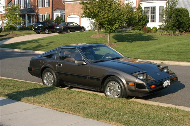 used nissan 300zx 1985 details buy used nissan 300zx 1985 in alexandria va 22310 vin. Black Bedroom Furniture Sets. Home Design Ideas